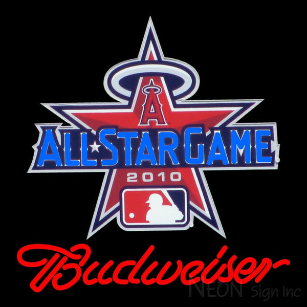 All Star Game Budweiser Neon Sign