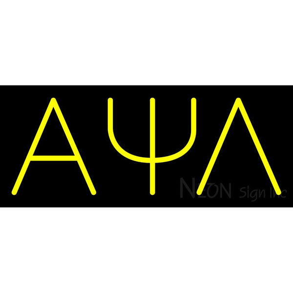 Alpha Psi Lambda Neon Sign 1