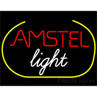 Amstel Light Beer Neon Sign
