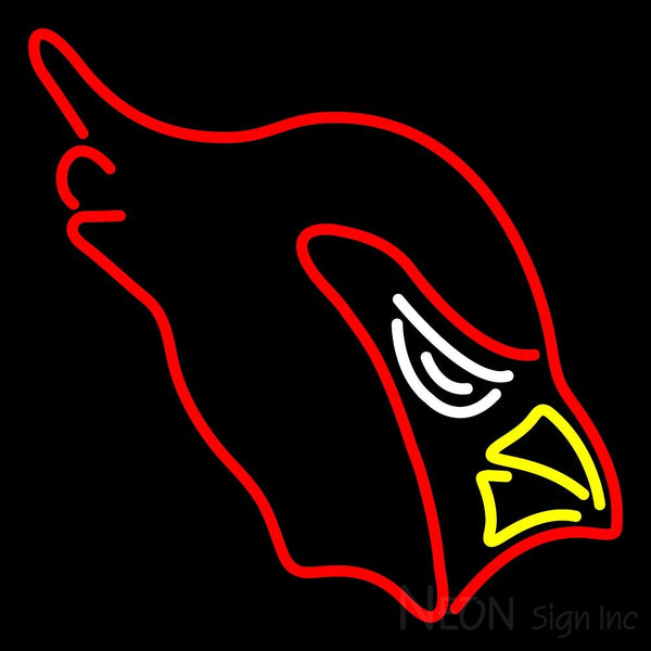 Arizona Cardinals Primary 2005 Pres Logo NFL Neon Sign