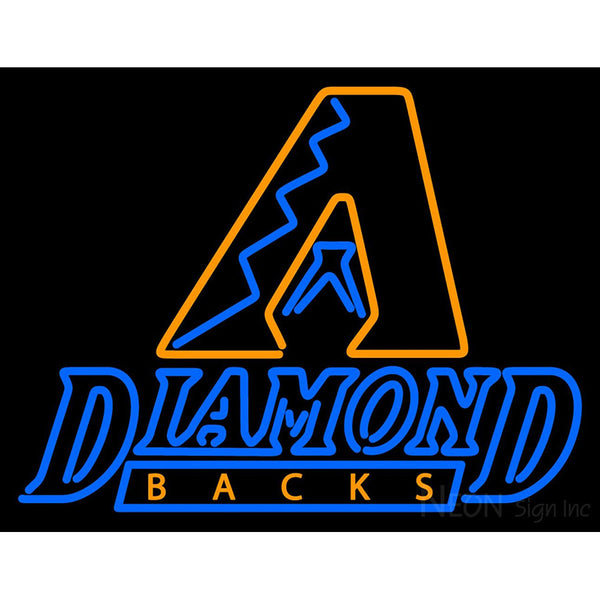 Arizona Diamondbacks 1998 2006 Logo MLB Neon Sign
