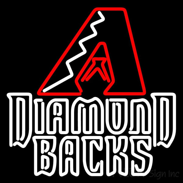 Arizona Diamondbacks 2007 Logo MLB Neon Sign