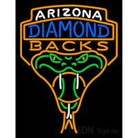 Arizona Diamondbacks Alternate 1999 2006 Logo MLB Neon Sign