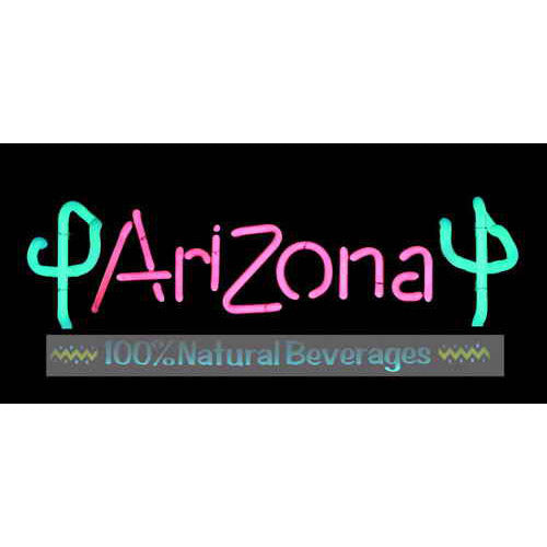Arizona Ice Tea Neon Sign