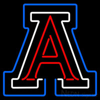 Arizona Wildcats Team Neon Sign 24x24