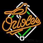 Baltimore Orioles MLB Neon Sign