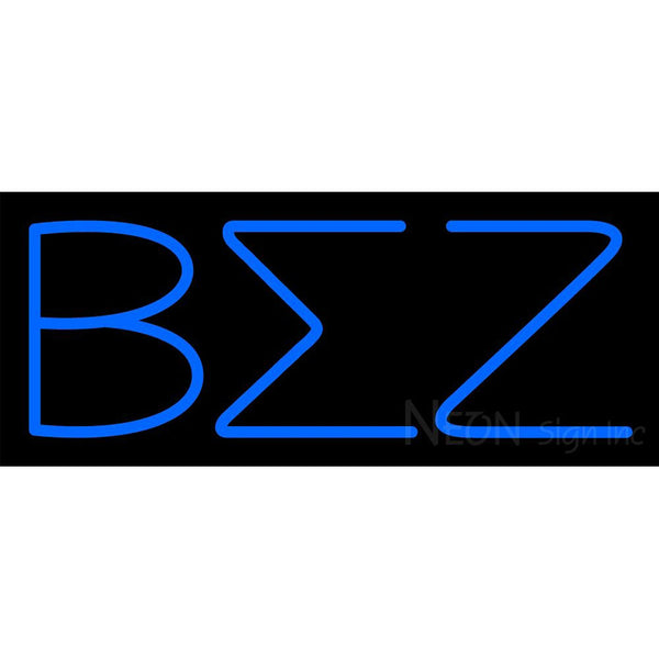 Beta Sigma Zeta Neon Sign 1
