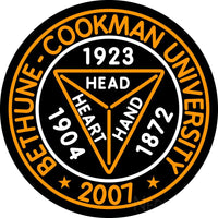 Bethune Cookman Neon Sign