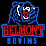 Belmont Bruins Team Neon Sign 16x16