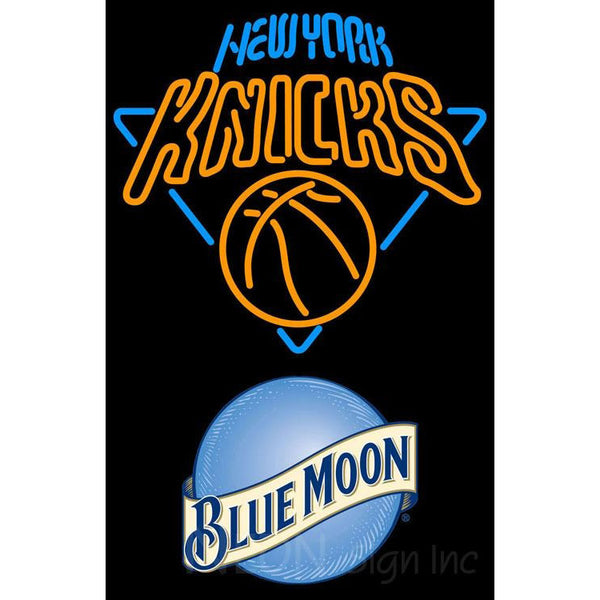 Blue Moon New York Knicks NBA Non Sign