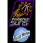 Blue Moon Phoenix Suns NBA Neon Sign