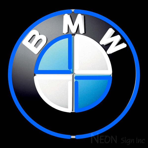 Bmw Neon Sign