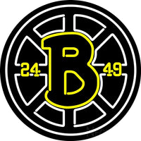 Boston Bruins 1948 NHL Neon Sign