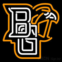 Bowling Green Falcons Neon Sign