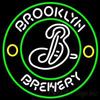 Brooklyn Brewery Neon Beer Sign