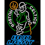 Bud Light Boston Celtics NBA Neon Sign