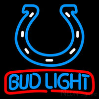 Bud Light Indianapolis Colts Nfl Neon Sign 2 16x16