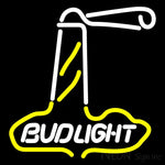 Bud Light Wight Lighthouse Neon Sign