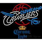 Corona Light Cleveland Cavaliers NBA Neon Sign 2 0006
