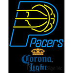 Corona Light Indiana Pacers NBA Neon Sign 2 0007