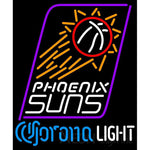 Corona Light Neon Logo Phoenix Suns NBA Neon Sign 2 0006