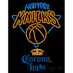 Corona Light New York Knicks NBA Neon Sign 2 0007