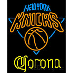 Corona New York Knicks NBA Neon Sign