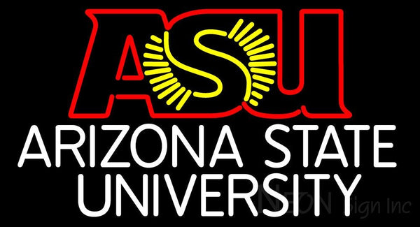Custom Arizona State University Neon Sign 2