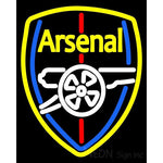 Arsenal Neon Sign with Logo