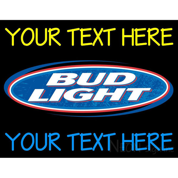 Custom Bud light Neon Beer Sign 3