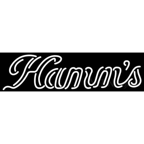 Hamms Neon Beer Sign
