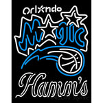 Hamms Orlando Magic NBA Neon Beer Sign