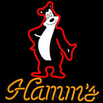 Hamms Neon Beer Sign 24x24