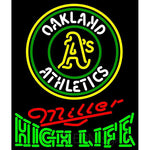 High Life Oakland As MLB Neon Sign 3 0015