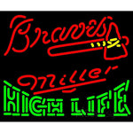 Highlife Atlanta Braves MLB Neon Sign 3 0008