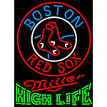 Highlife Boston Red Sox MLB Neon Sign 3 0007
