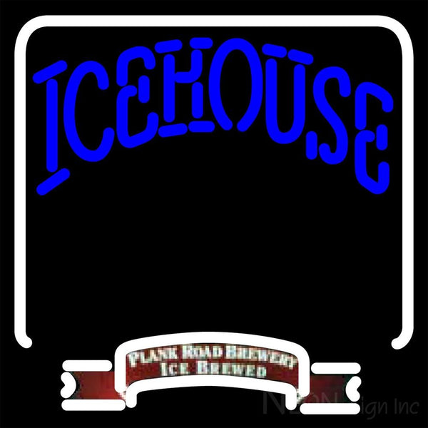 Icehouse Backlit Brewery Neon Beer Sign 16x16
