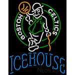 Icehouse Boston Celtics NBA Neon Beer Sign
