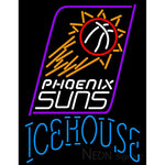 Icehouse Phoenix Suns NBA Neon Beer Sign