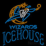 Icehouse Washington Wizards NBA Neon Beer Sign