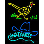 Jack Daniels And Pheasant Neon Sign