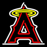 Los Angeles Angels Of Anaheim Neon Sign