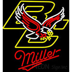 Miller Boston College Golden Eagles Neon Sign