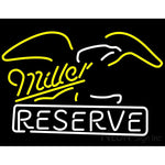Miller Eagle Reserve Neon Beer Sign
