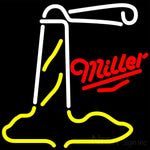 Miller Lighthouse Neon Sign 16x16