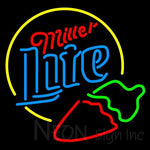 Miller Lite Chilli Pepper Neon Beer Sign 24x24