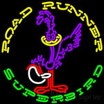 Plymouth Super bird Road Runner Unbelievable Neon Sign