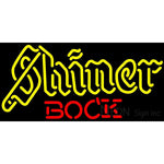 Shiner Bock Neon Sign