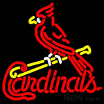 St Louis Cardinals MLB Neon Sign
