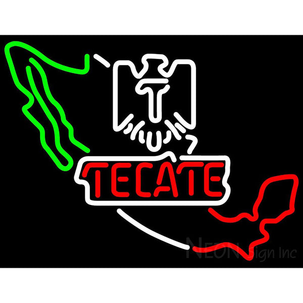 Tecate California Neon Sign